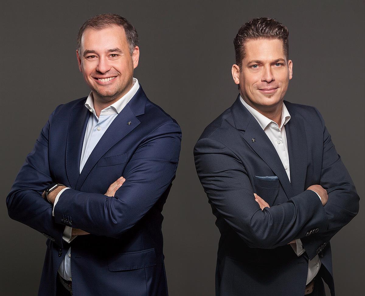 Boris Rupnik und Boris Grießhaber